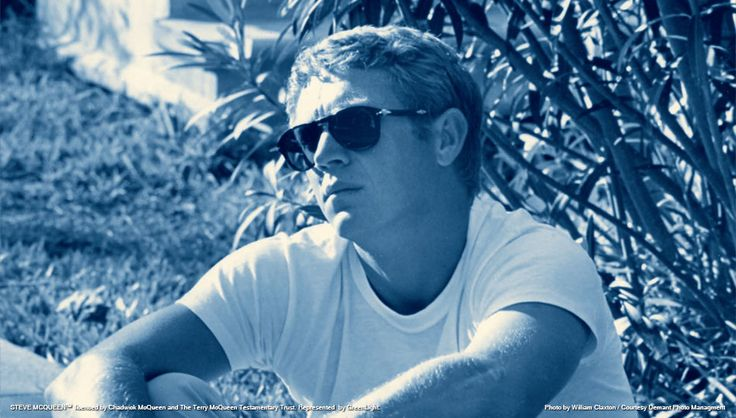 View the Steve McQueen special edition. Persol pays homage to this legendary actor by relaunching his favourite sunglasses.