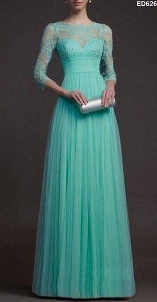 Baby Doll Lang Anarkali Kleid von Kunsthandwerkfüralle auf DaWanda.com