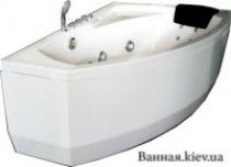 Appollo AT-9038R Гидромассажная ванна 150 x 100 Apollo 9038 Прав