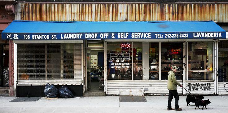 Photographer: Snorri Sturluson - Laundromats of New York City