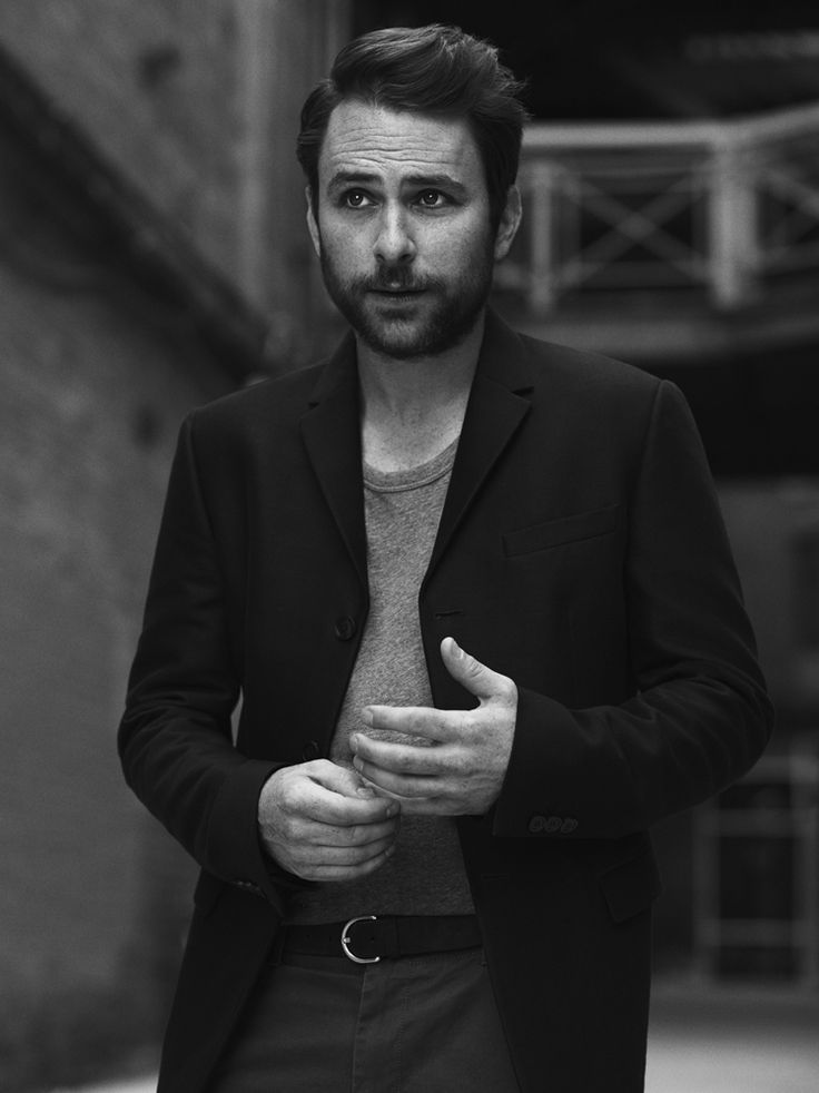 After helping to create and starring in a long-running, hit TV show, it's all sunny for Charlie Day.