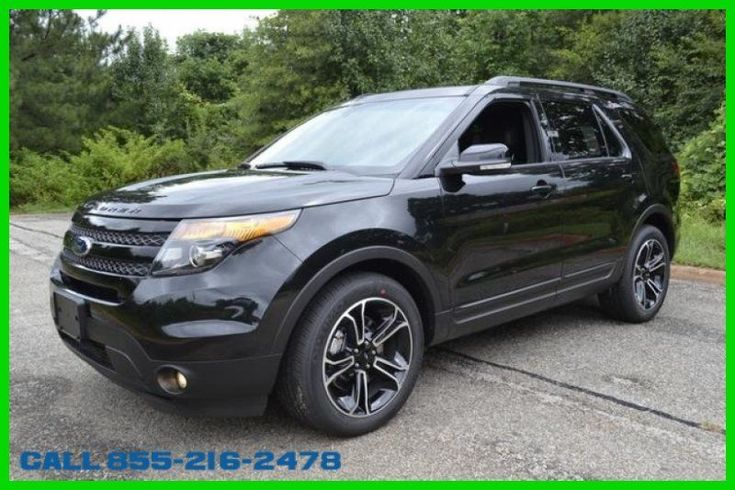 2015 Ford Explorer Sport Turbo 3.5L V6 24V - http://suvlive.com/2015-ford-explorer-sport-turbo-3-5l-v6-24v/ COMMENT.
