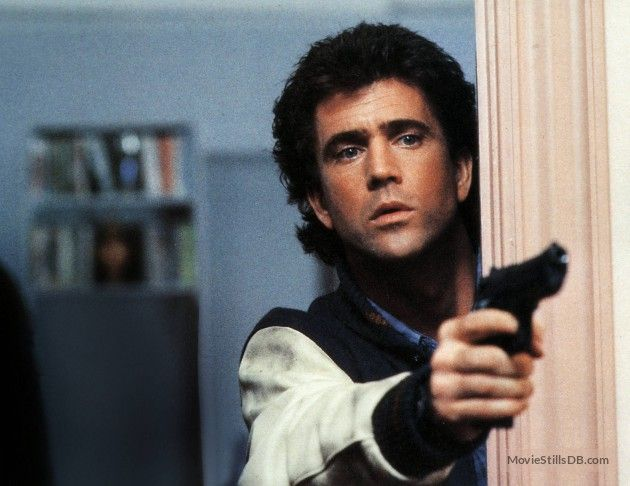 Lethal Weapon 2 (1989) Mel Gibson