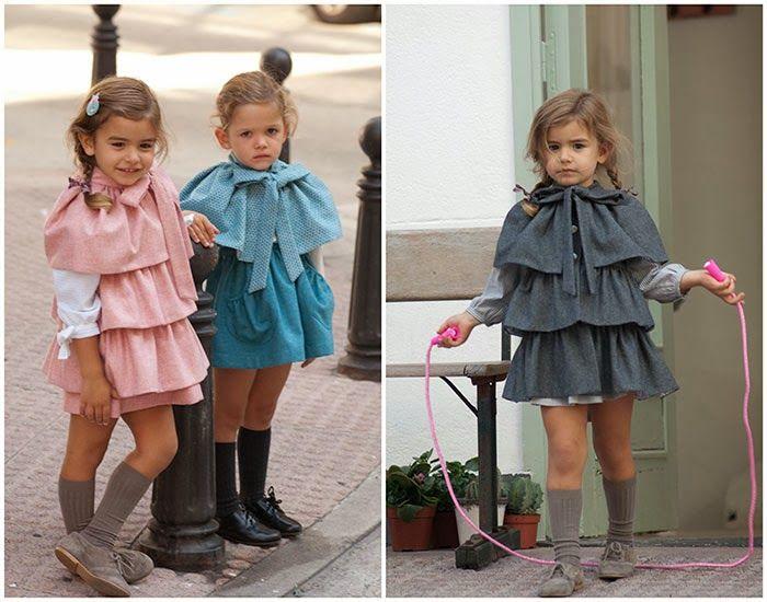 La mejores Capas handmade para niñas de la Red en http://blog.monpetitmarket.es
