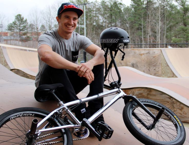 Getting Back On My BMX Bike After 3 Brain Tumors