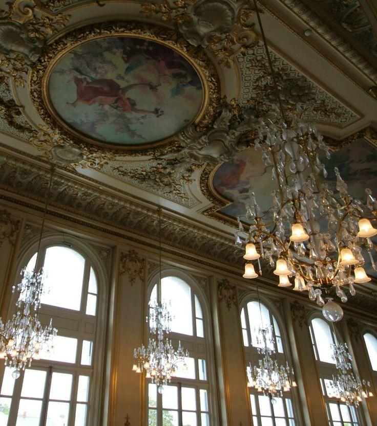 D'Orsay museum restaurant....stunning!
