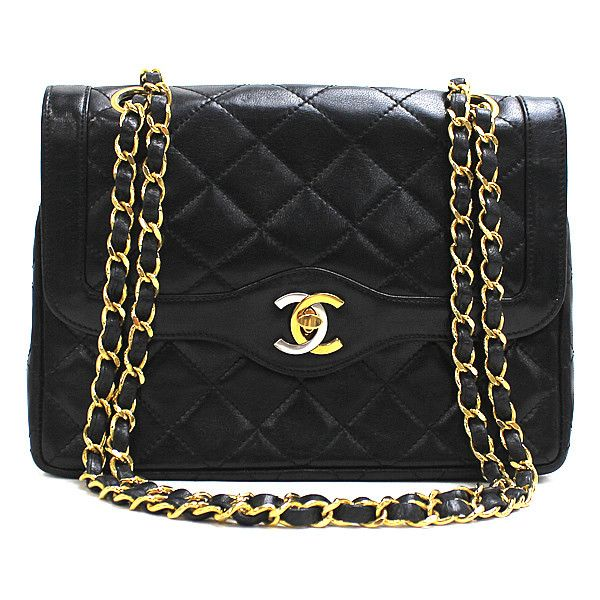 Pre Owned Chanel Shoulder Bag 2 259 Liked On Polyvore Featuring Bags