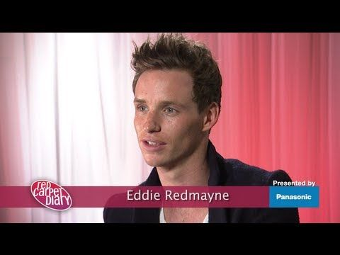 Eddie Redmayne of 'Hick' at the Toronto Film Festival 2011 - YouTube