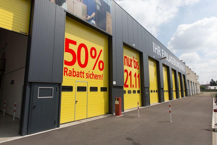 Lagerraum mieten in Berlin Neukölln Möbel einlagern Selfstorage LAGERBOX 50% Rabatt sichern auf alle 3,5 qm Lagerräume Nur bis zum 21.11 http://www.lagerbox.com/lagerraum-mieten-berlin-neukoelln/