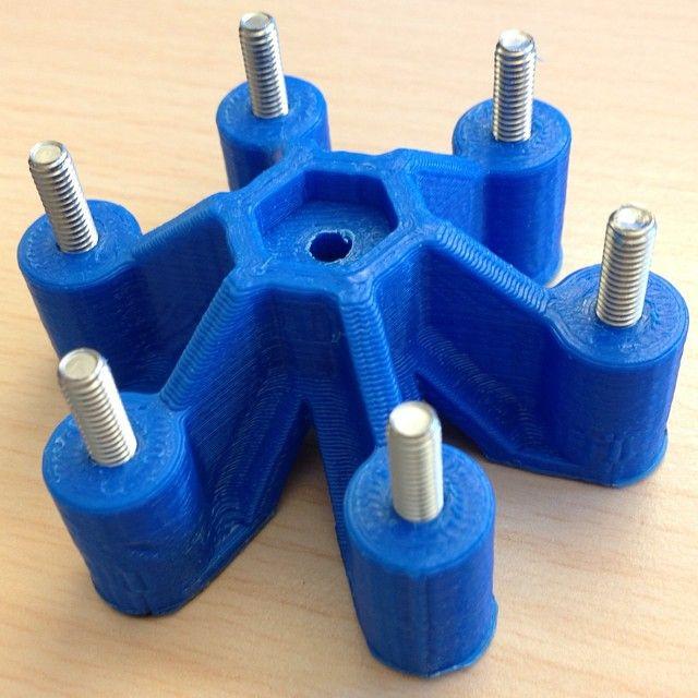 Any guesses? #3Dprint #3Dprinting #3Dprinted #RC #RCcar #palmiga_innovation #rubber3dprinting