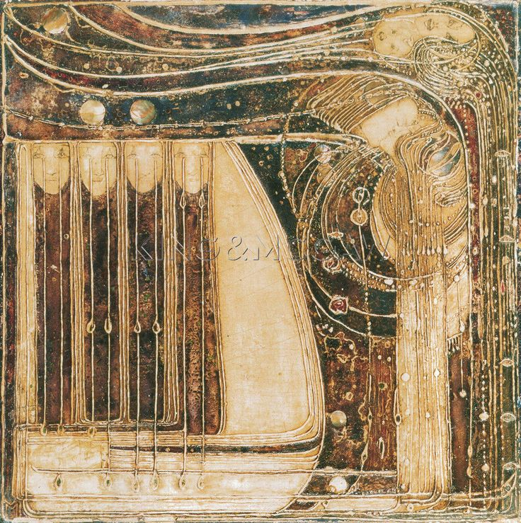 Opera of the Winds Art Print by Margaret Macdonald Mackintosh at King & McGaw