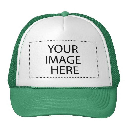 Your image here! Design Your Own Trucker Hats