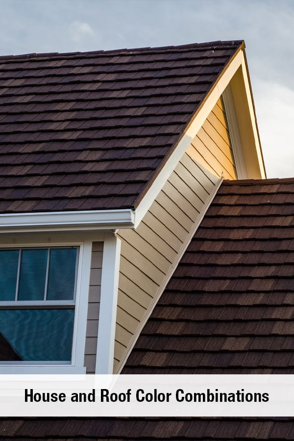 House Siding And Roof Color Combinations Roof Colors Beautiful Roofs Beach House Exterior