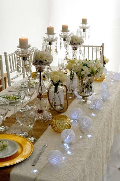 Decoraci n de mesas para bodas ecol gicas con encanto for Decoracion con encanto