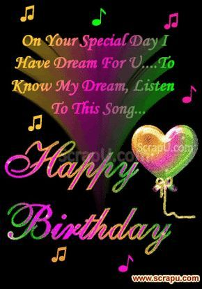 Singing Birthday Cards For Facebook
