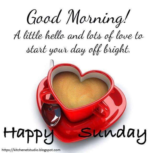 Happy Sunday With Images Good Morning Quotes Morning Quotes