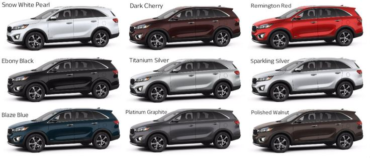 26 best Kia Sorento images on Pinterest