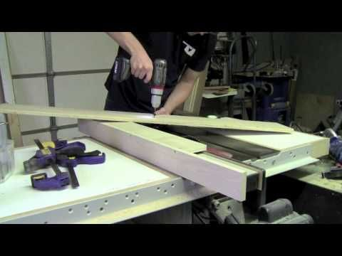 Best table saw jointer I've seen yet!