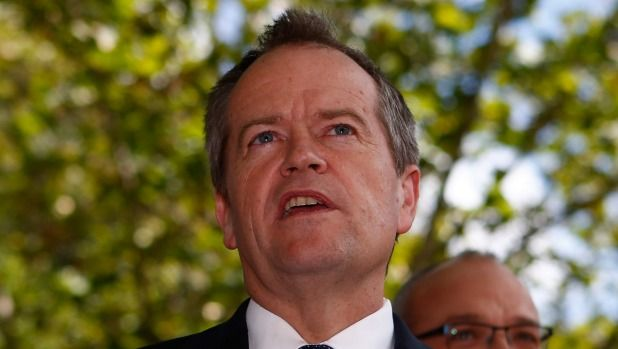 April 21, 2015 - 11:30PM Bill Shorten says a future Labor government would wind back super tax concessions for the wealthy. Photo: Daniel Munoz Superannuation tax concessions for the wealthy would ... https://winstonclose.wordpress.com/2015/04/22/rich-to-lose-tax-breaks-on-super-sized-super-under-future-labor-government-written-by-mark-kenny/