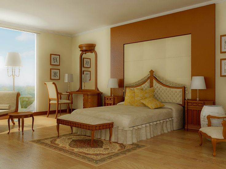 home designing semi classic bedroom evening