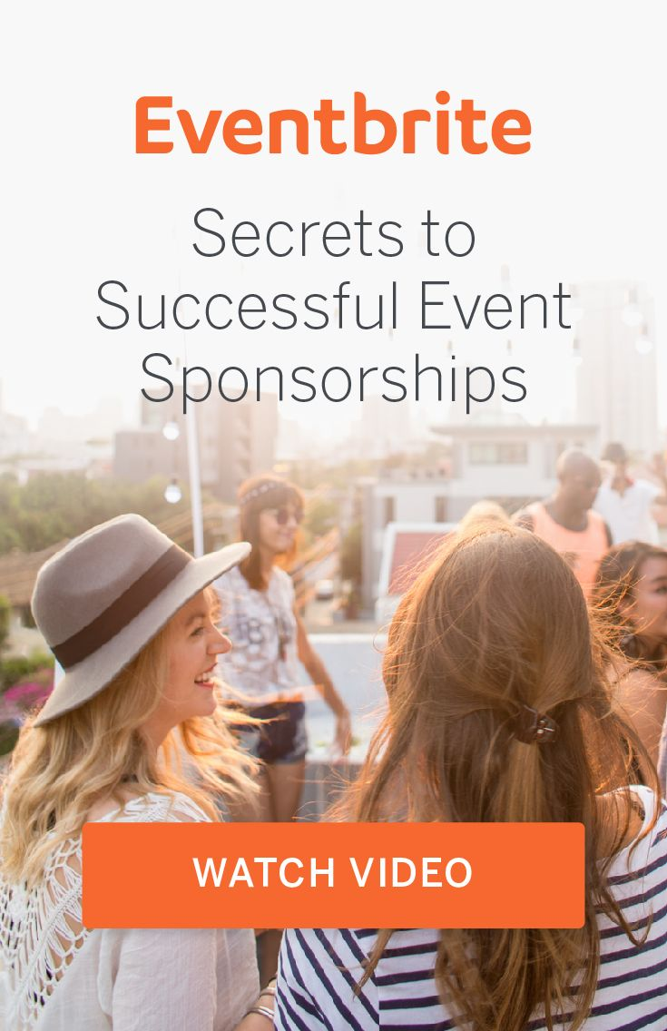 Find out how to win over — and retain — great event sponsors in this on-demand webinar.