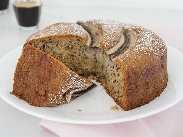 An easy mix, no fuss recipe with a delicious result. I have used many recipes for banana cake over the years, but this one beats the lot!