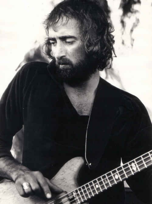 John McVie; cooler than you since 1945. Happy birthday!  via:Poet in My Heart