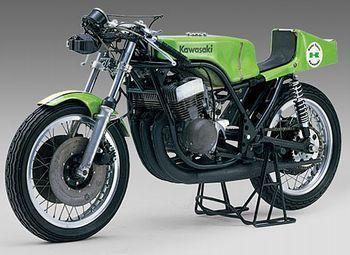 750SS H2|ナナハンという昭和のBigバイク