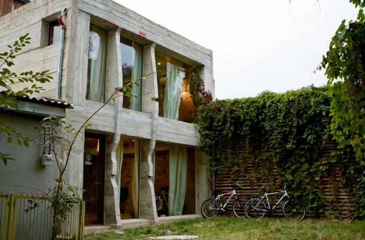 Maxim Calujac · Dwelling at Kogalniceanu · Divisare