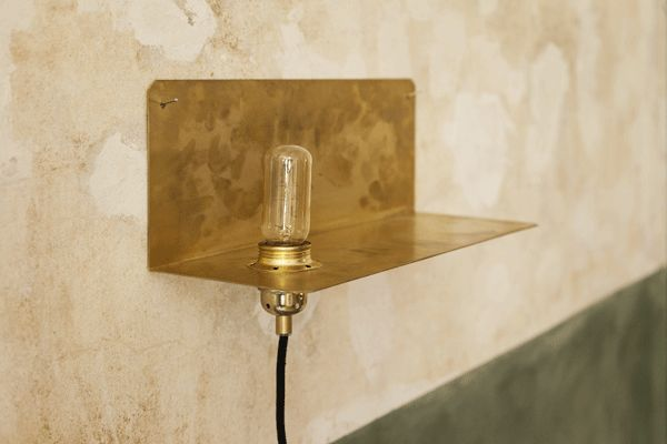 Frama 90 degree wandlamp