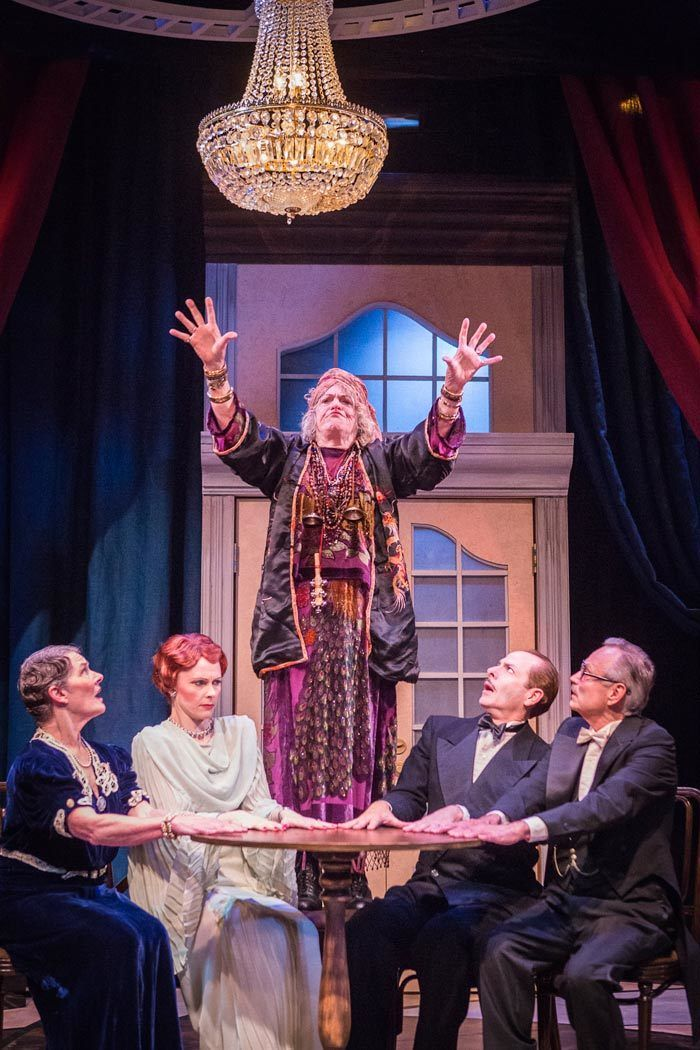 Make your Christmas that much merrier by catching Portland Playhouse's 'A Christmas Carol,' Oregon Ballet Theatre's 'The Nutcracker,' the Ensemble's Christmas special, and many more.