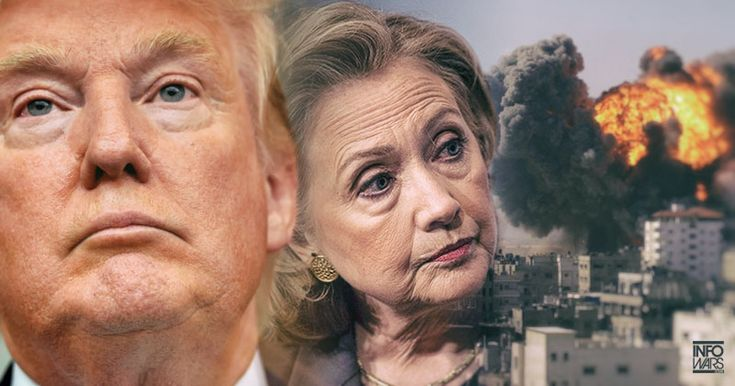 """TRUMP: CLINTON """"KILLED HUNDREDS OF THOUSANDS OF PEOPLE"""" Clinton executed orders handed down by the global elite"""