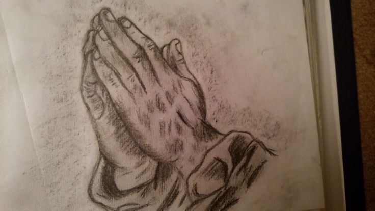 hands / Drawing