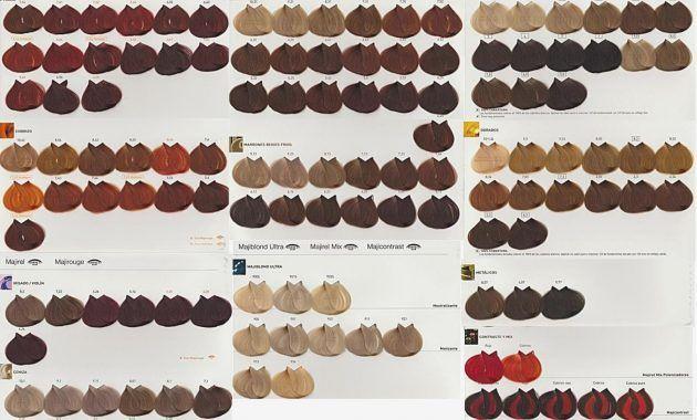 24 Luxury Loreal Inoa Hair Colour Chart Expert Loreal Inoa Supreme