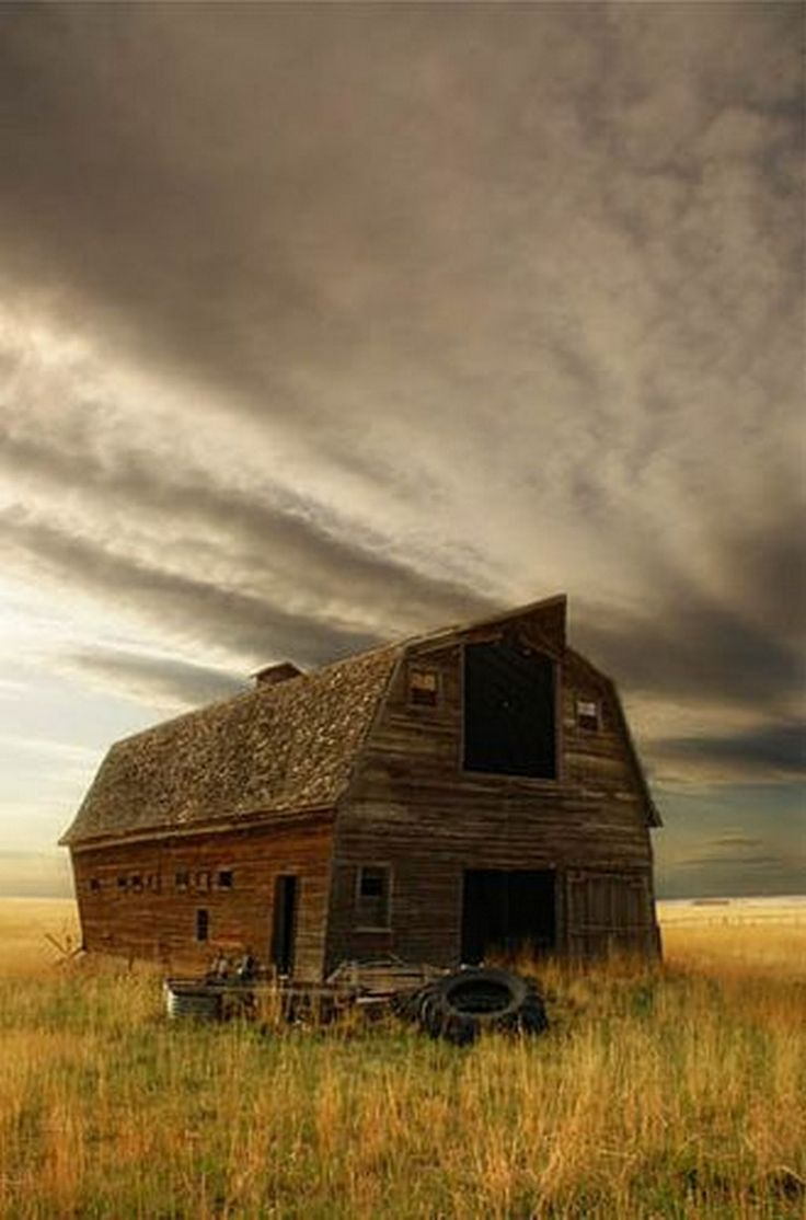277 Best Barns And Farms Images On Pinterest Barns Old