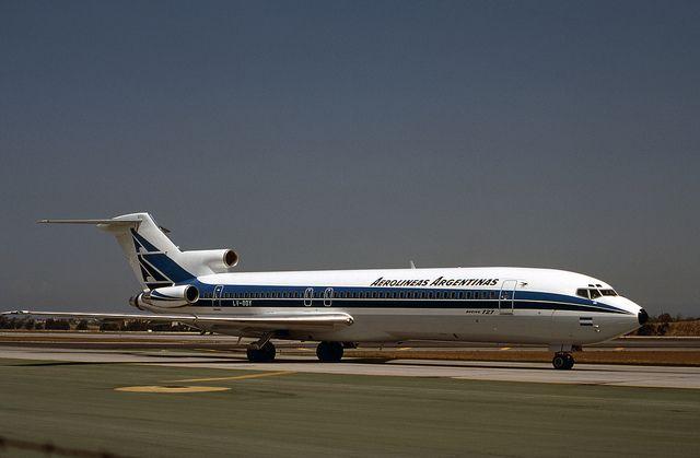 Aerolineas Argentinas, Boeing 727-200   Boeing 727-200 Aerol…   Flickr