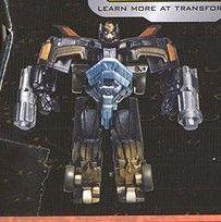 #transformer ironhide (desert decimation)