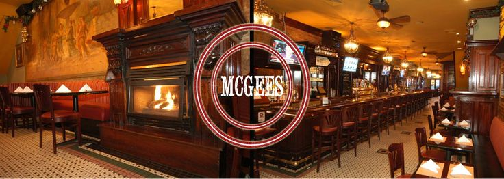 mcgee 39 s pub nyc welcome to the home of how i met your mother f die pinterest. Black Bedroom Furniture Sets. Home Design Ideas