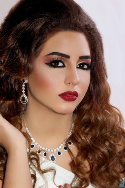 Nice Makeup Tutorial: 17 Best Images About Arabic Makeup And Hairstyles On