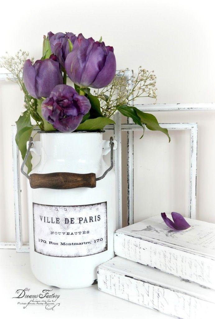 DIY French Ephemera Labels