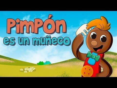 Pin pon es un mu eco canciones infantiles youtube - Bolas de pin pon ...