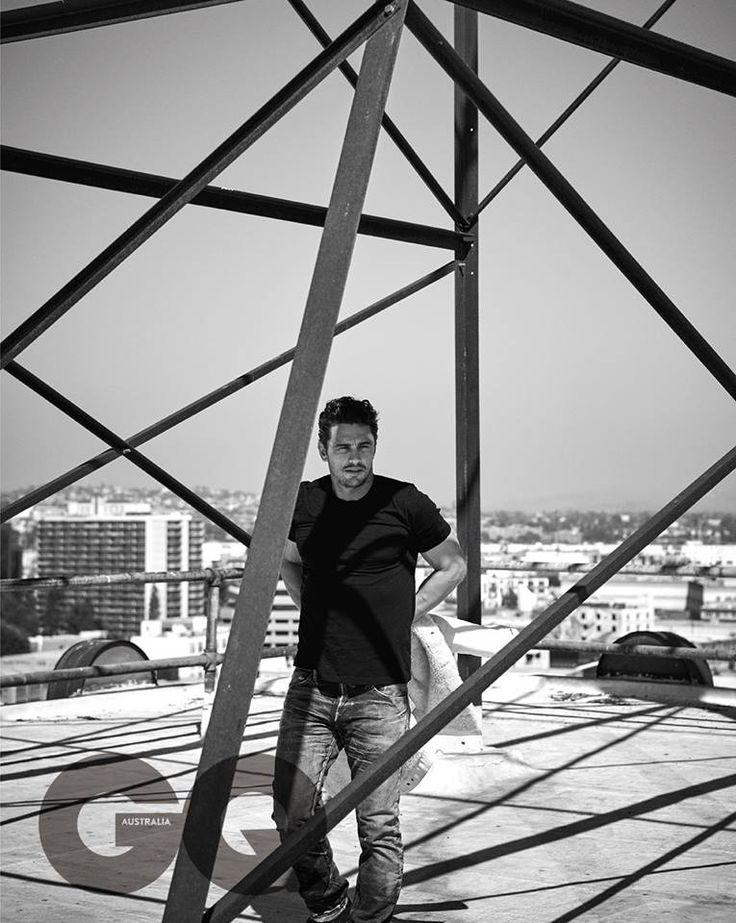 Джеймс Франко в GQ Australia (Интернет-журнал ETODAY)