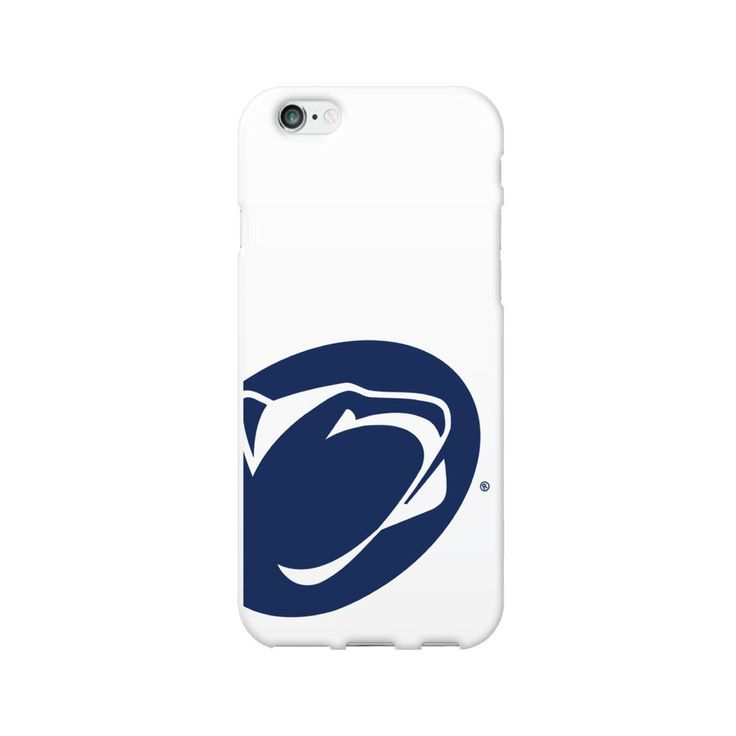 Penn State University Clear Phone Case, Cropped V1 - iPhone 6/6S Plus