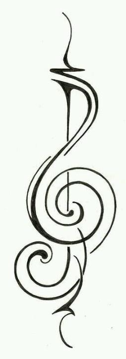 oltre 25 fantastiche idee su tatuaggi con nota musicale su pinterest tatuaggi musica tatuaggi. Black Bedroom Furniture Sets. Home Design Ideas