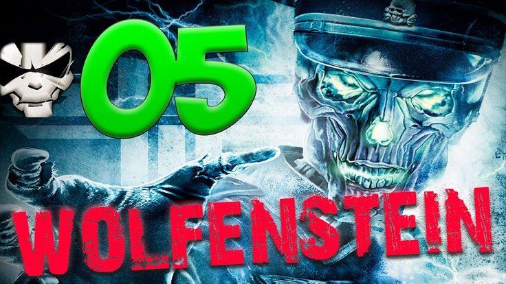 Wolfenstein - Прохождение 05 - Консервный завод. Склад. Квартира Офицера