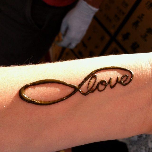 Infinity Henna Tattoo: 20 Best Henna Paw Print Tattoo Images On Pinterest