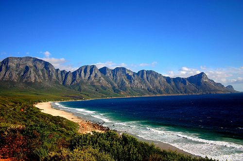 Near Gordon's Bay> South Africa