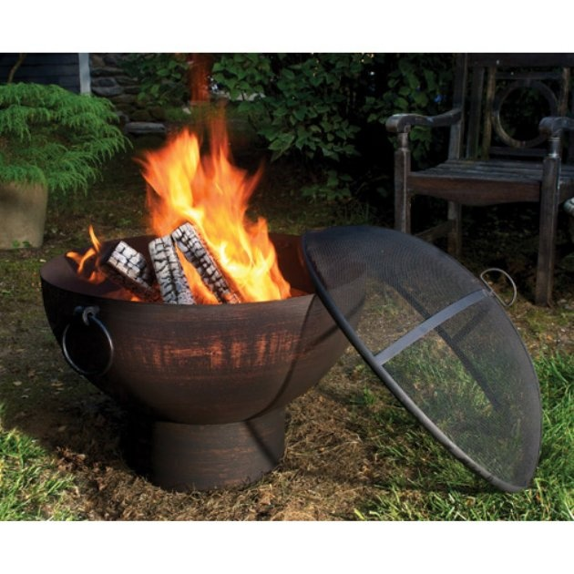 Best 25 Wood Burning Fire Pit Ideas On Pinterest Diy