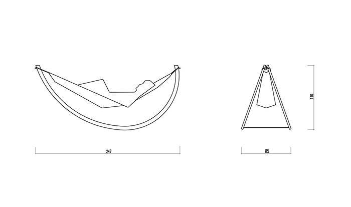06 HÄNGEMATTENSCHAUKEL WOOROCK | GEORG BECHTER ARCHITEKTUR + DESIGN