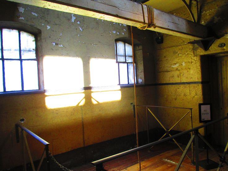 The Old Melbourne Gaol - Museum, Melbourne, Victoria, Australia, 2014
